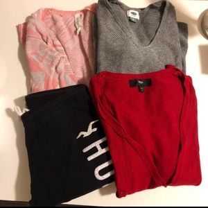 Sweaters - Winter Clothing Bundle